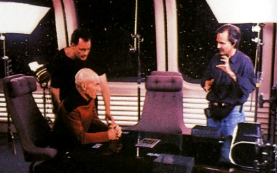 Star Trek Te Next Generation Behind the Scenes